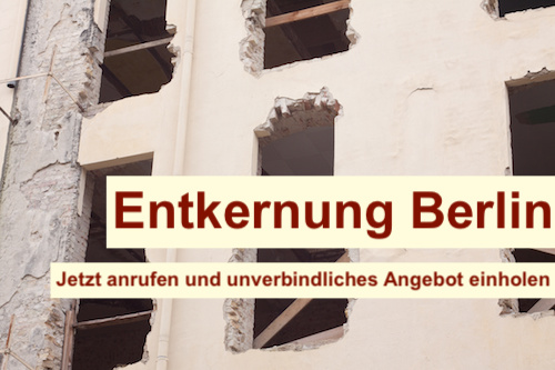 Entkernung Berlin