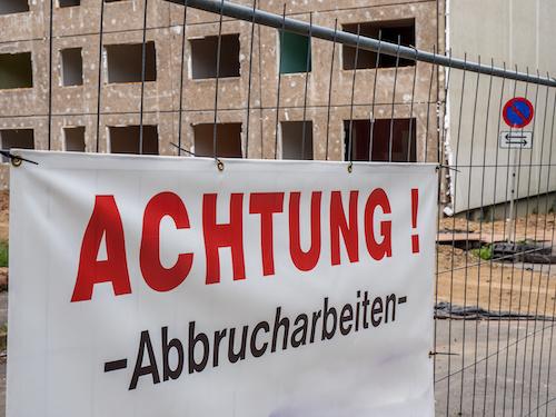 Entkernung Firma Berlin