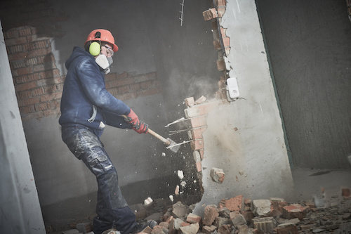 Rückbau und Entkernung Berlin